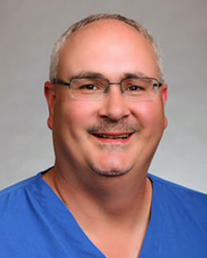 Keith Balderston, MD